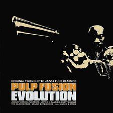 PULP FUSION EVOLUTION 2 x LP MINT NEW ORIGINAL 1970s GHETTO JAZZ & FUNK CLASSICS