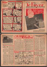 LE FOYER N° 3447 05/09/1943 PAT APOUF / PACIFIQUE par GERVY