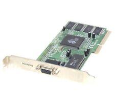 RAGE IIC PCI 40606 102 [ATI 264 VT4] 215VT4UA13 [Vintage Rare Graphics Card]