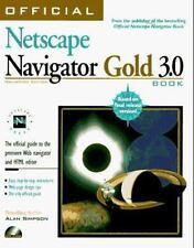 The Official Netscape Navigator Gold Book for Macintosh : Macintosh Edition