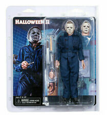 "NECA HALLOWEEN 2 MICHAEL MYERS 8"" CLOTHED ACTION FIGURE"
