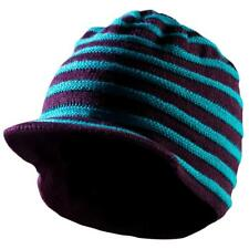 *NWT*TROY LEE DESIGNS STRIPER VISOR BEANIE*BLUE/PURPLE*