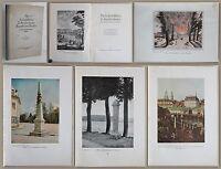 Kuhfahl: Die kursächsischen Postmeilensäulen Augusts des Starken 1930 Sachsen xz