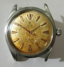 Vintage Rolex Tudor 1950's Oyster Prince Automatic Men's Steel Watch Ref# 7965