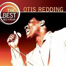 OTIS REDDING - The Best (Best of / Greatest Hits) CD + DVD [B14]