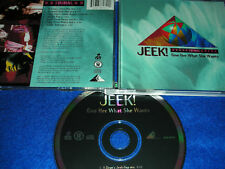 CD JEEK! give her what she wants TRIBAL AMERICA 1994