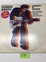 Chuck Berry Johnny B. Goode Vinyl LP Album