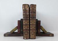 TRAITÉ DES ARBRES ET ARBUSTES. M. DUHAMEL DU MONCEAU. 2 VOLUMES. PARIS. 1755.