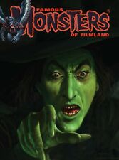 Famous Monsters Wicked Witch Poster Wizard of Oz
