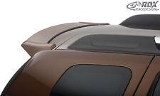 RDX Dachspoiler DACIA Duster Heckspoiler Dach Spoiler Heck Flügel hinten