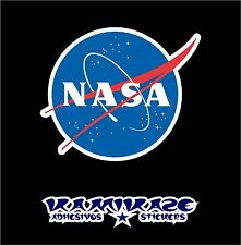 PEGATINA STICKER AUTOCOLLANT ADESIVI AUFKLEBER DECAL NASA