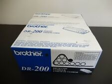 Brother DR-200 DR200 Drum Unit HL720 Genuine New Sealed Box Lot Of 2