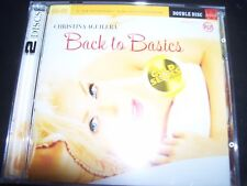CHRISTINA AGUILERA Back To Basics (Gold Series) (Australia) CD - NEW