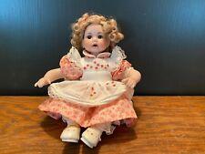 2005 Marie Osmond Tiny Tot Doll Coming Up Roses Baby Darling Rosebud