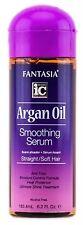 Fantasia Argan Oil Smoothing Serum, Straight/Soft Hair 6.2 oz