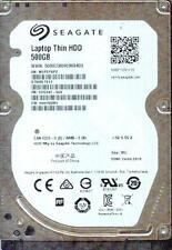 ST500LT012,  1DG142-566,  0001SDM1, WU,  SEAGATE SATA 500GB