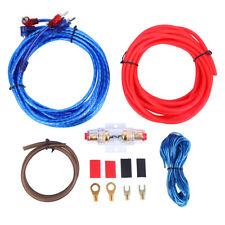 1000W 10GA Car-Hifi Kabelset Verstärker KFZ AUTO Audio Endstufe Kabel Kit