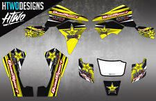 SUZUKI LT80 GRAPHICS KIT TO FIT LT 80 STICKERS QUAD DECALS STICKER GRAPHIC DECAL