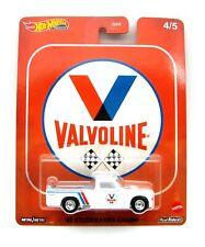 Hot Wheels Studebaker Champ Valvoline 1963 weiß 1:64