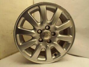 Wheel Road Wheel 16x6-1/2 Alloy 10 Spoke Fits 02-03 X TYPE 241854