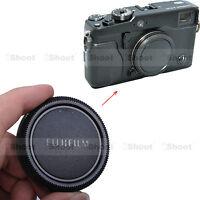 Camera Body Cover Cap ④Fuji Fujifilm X-T1 X-T10 X-PRO1 X-E1 X-E2, X-M1 X-A1 X-A2