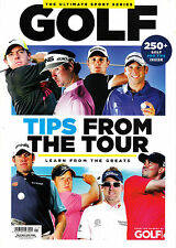 The Ultimate Sport Series GOLF Tips From The Tour TIGER WOODS Justin Rose @NEW@