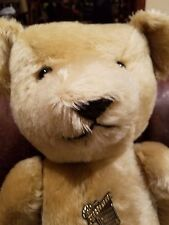 "Bear 26"" Loosly Jointed Mohair by Althans West Germany"