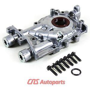 For Subaru 2.0L 2.5L High Performance Oil Pump (R=12mm) EJ20T EJ25T EJ22E EJ255