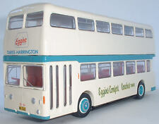 16526 EFE Leyland Atlantean MCW Double Deck Bus Eggins Comfort 1:76 Diecast New