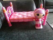 lalaloopsy bed and doll