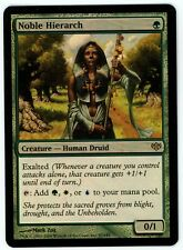 ***1x FOIL Noble Hierarch*** MTG Conflux -Kid Icarus-