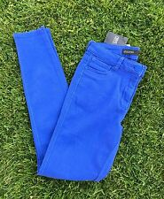 Next Electric Blue Skinny Jeans Size 10 R New with Tags