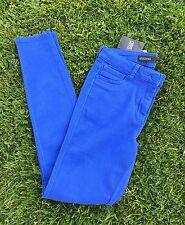 Prochain Bleu électrique Skinny Jeans Taille 10 R Neuf avec étiquettes