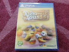 PS4 Alchemic Jousts - NEW+SEALED - PlayAsia for Sony Playstation 4