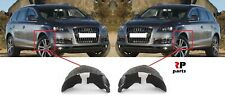 FOR AUDI Q7 05-09 FRONT FENDER MUD GUARD SPLASH ARC FOR DIESEL ENGINE PAIR SET