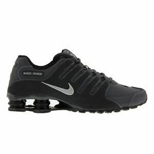 Nike Shox NZ Dark Grey Mens Trainers