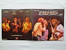 Bee Gees Here At Last Live 1977 RSO RS-2-3901 Sterling Press 2 LP's w/ Inners EX
