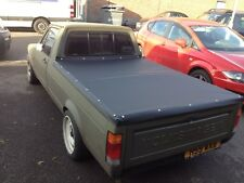 Volkswagen Caddy Mk 1 1982 - 1992 Black Tonneau Load Pick up cover BRAND NEW
