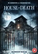 House of Death: The Innocent Must Die (DVD, 2009) Horror NEW SEALED PAL Region 2