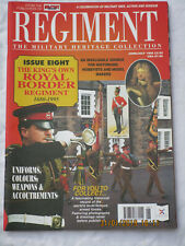 REGIMENT MAGAZINE: Kings Own Royal Border Regiment 1680-1995, No. 8 ,von 1995