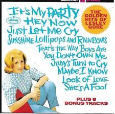 LESLEY GORE The Golden Hits Of CD Mercury 810 370-2 M-1 (US 1987) Michael Gore