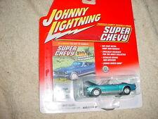 JOHNNY LIGHTNING SUPER CHEVY 1967 CHEVY CAMARO RS/SS FREE USA SHIPPING