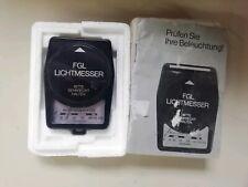 Gossen FGL Lichtmesser in OVP