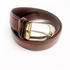 Marinelli By Cocco Womens Cintour Belt Size S Brown