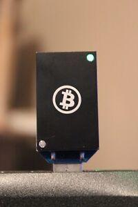 ASIC USB Block Erupter Bitcoin Miner 330 MH/s Sapphire Rev 3.00 - Satin Black