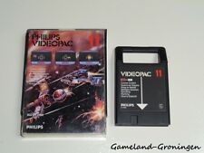 Philips Videopac G7000 Game: 11: Cosmic Conflict [PAL] (Complete)
