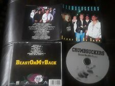 Crumbsuckers ‎– Beast On My Back Cd century media thrash/crossover