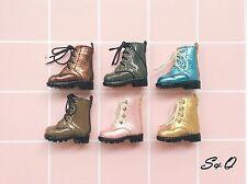 Martin boots shoes For Takara Blythe Doll  Azone Momoko JerryBerry FL DAL