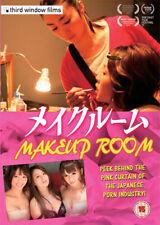 MAKEUP ROOM DVD NEW REGION 2