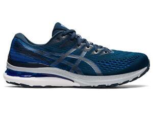 Asics GEL-KAYANO 28 Herren Laufschuhe running shoes 1011B189 blau
